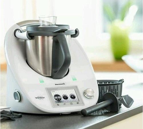 Il robot da cucina Bimbi - Tre generazioni in Cucina